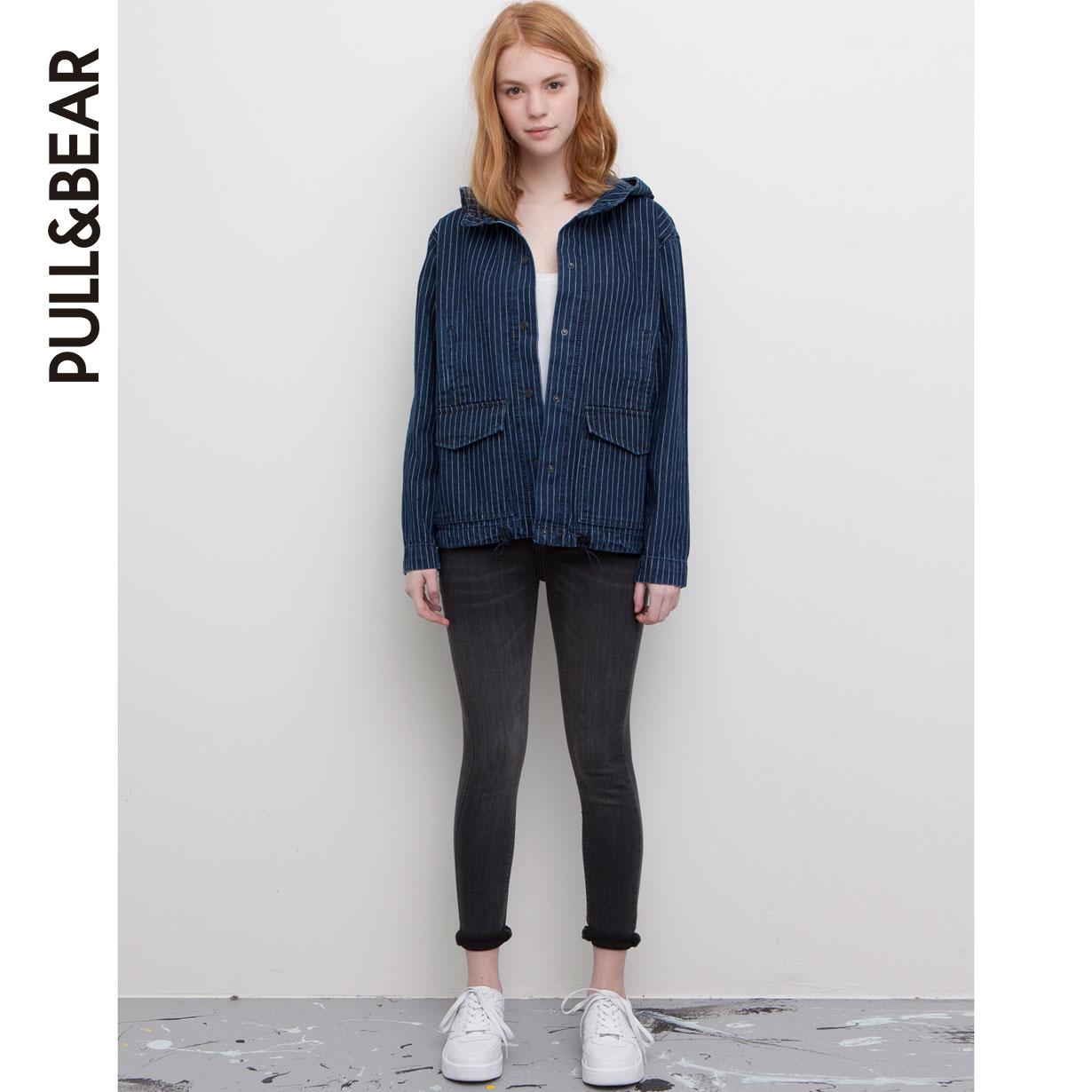 Куртка Pull And Bear Женская Купить
