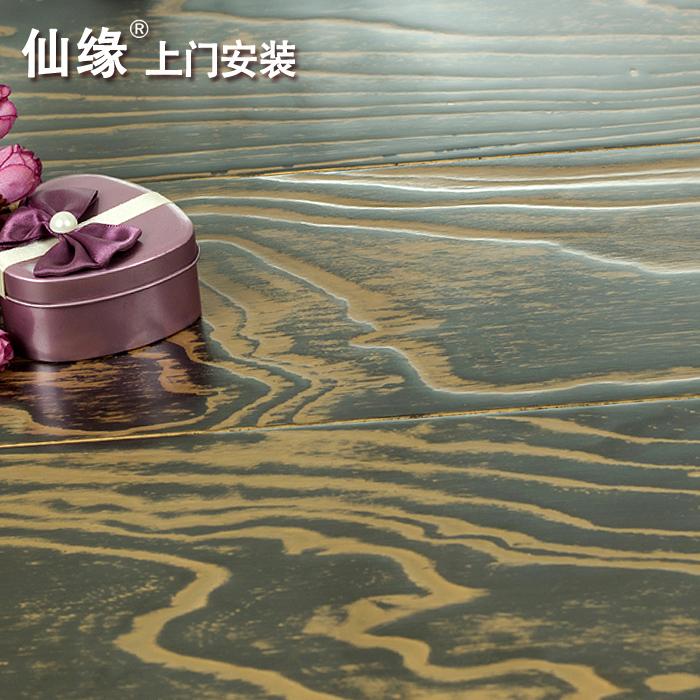 仙缘实木地板X-FD217