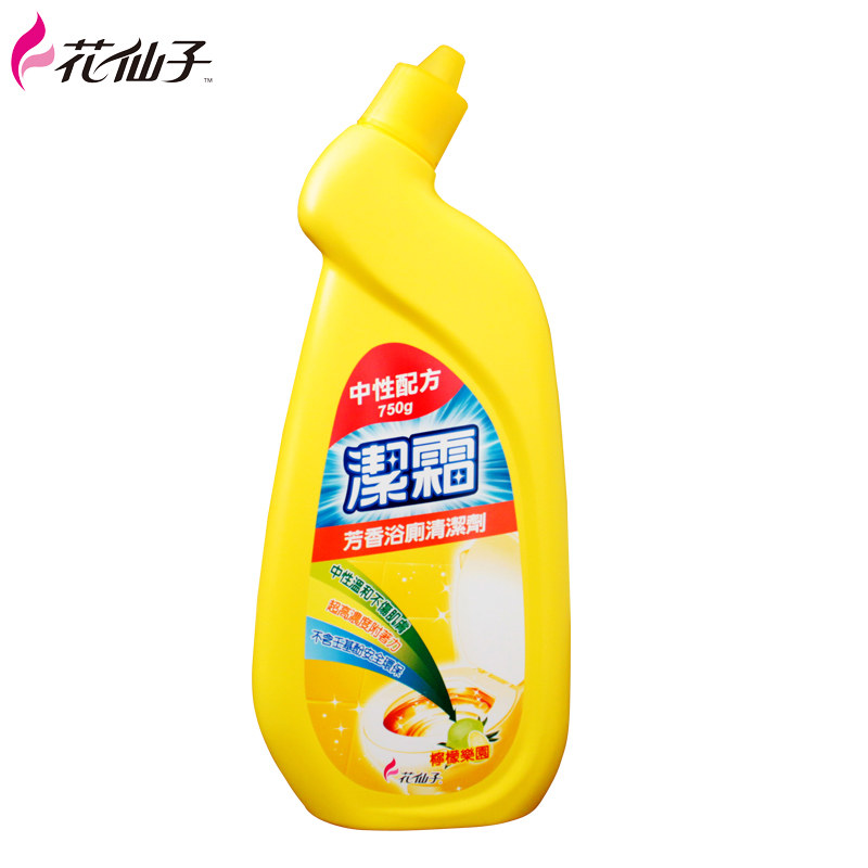 花仙子洁霜芳香浴厕清洁剂750g
