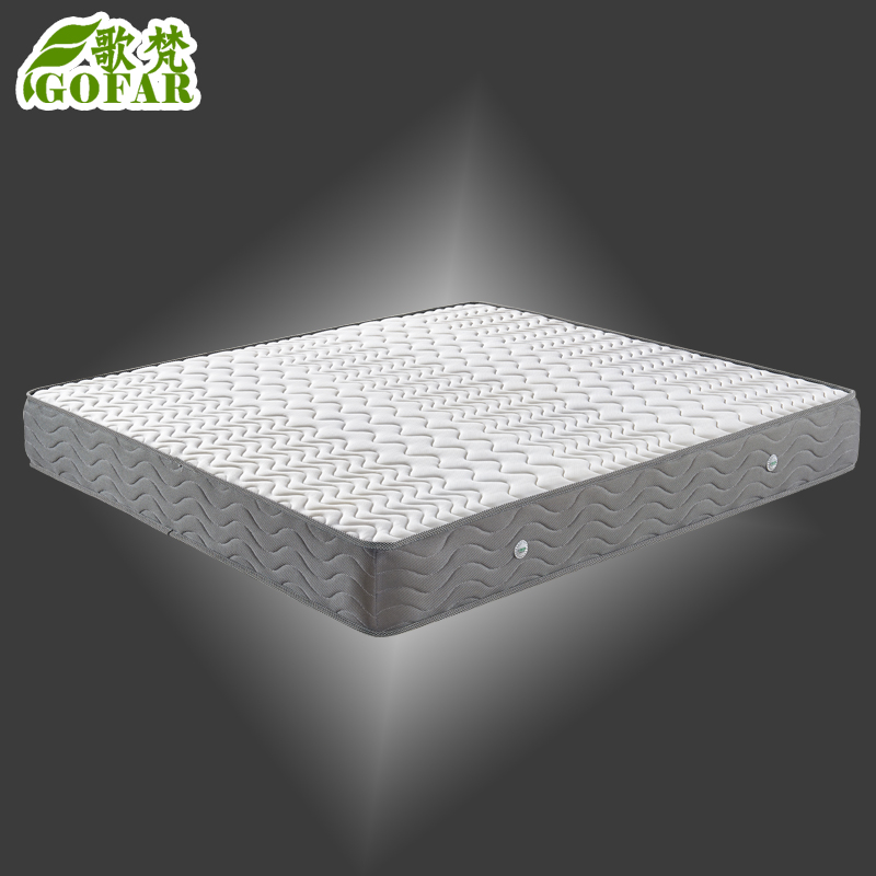 歌梵乳胶床垫 3D-1