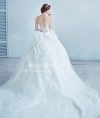 Wedding dress zsm077 2017
