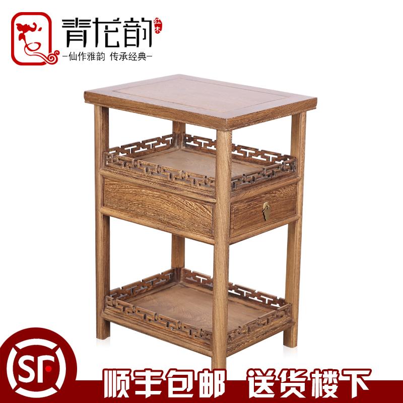 青龙韵红木家具实木茶桌ck032
