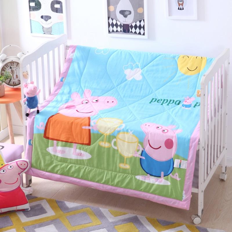 帝莎儿童幼儿园床品夏被DS-1651