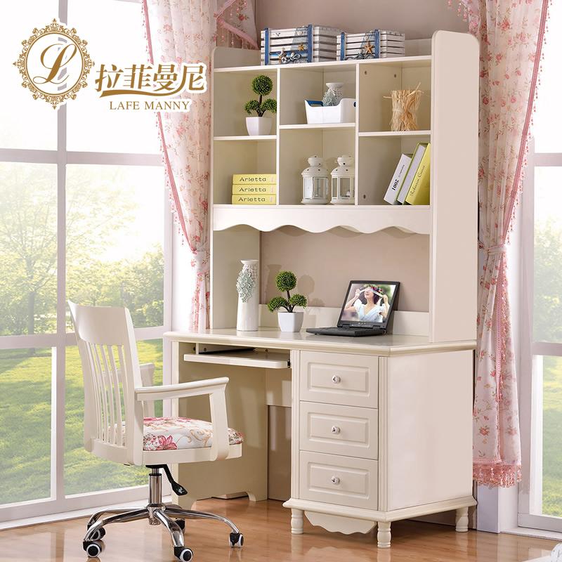 拉菲曼尼韩式田园书桌HG001