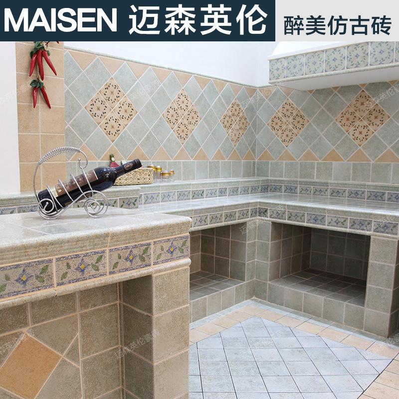 迈森英伦田园风格瓷砖NS1501-1503