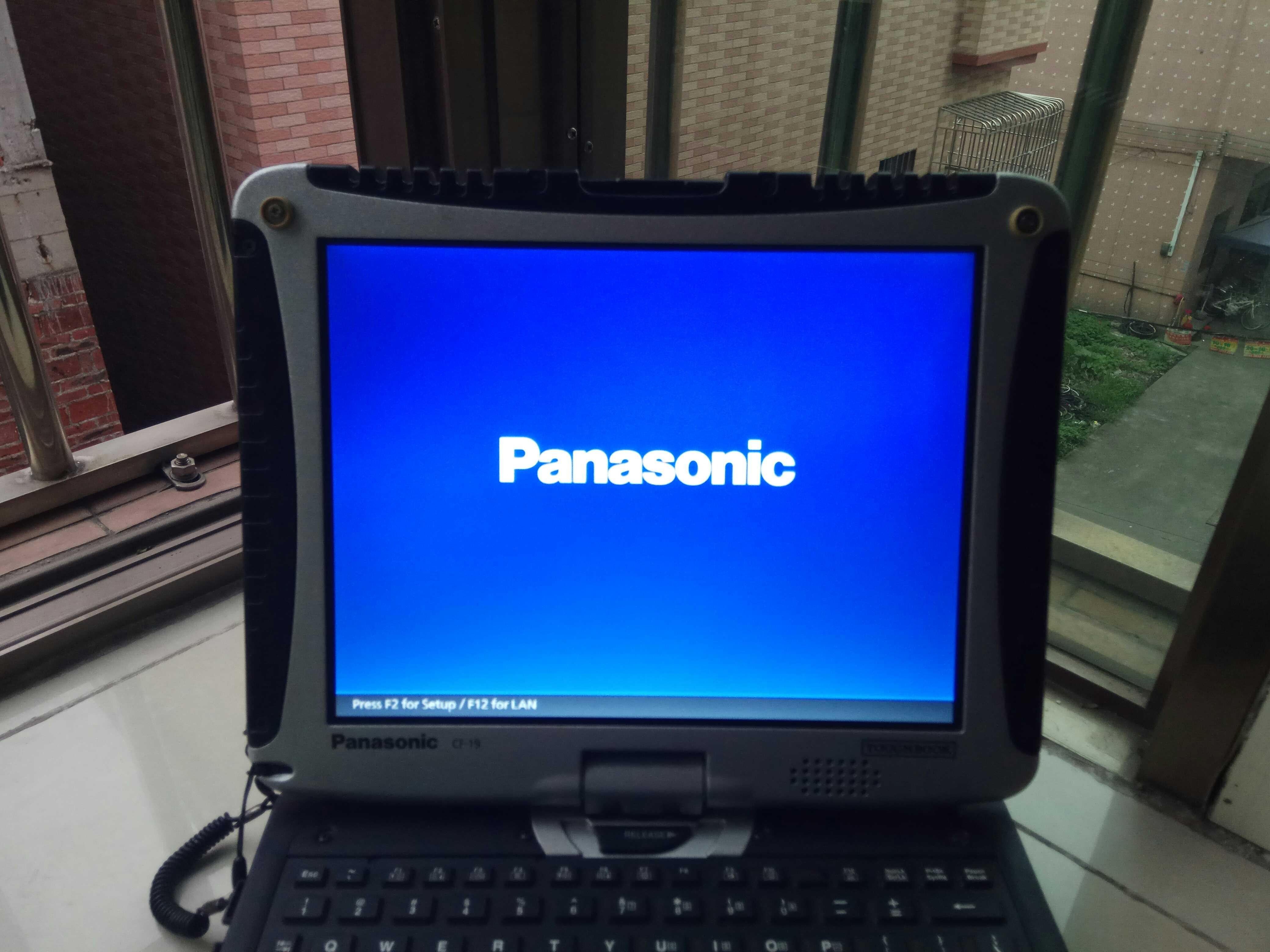 ноутбук Panasonic CF-19 Panasonic