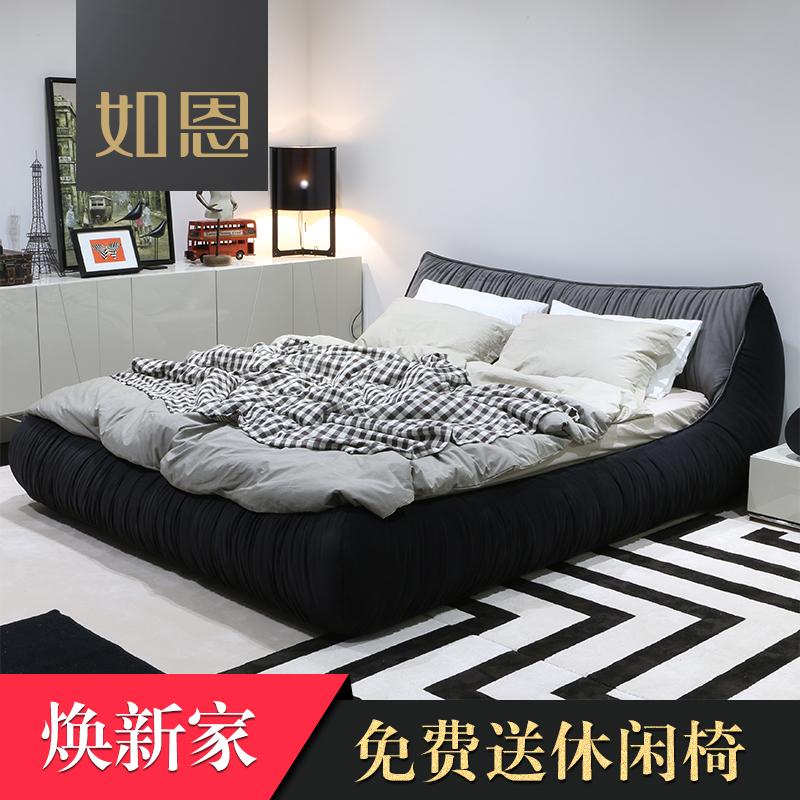 如恩布床BD006
