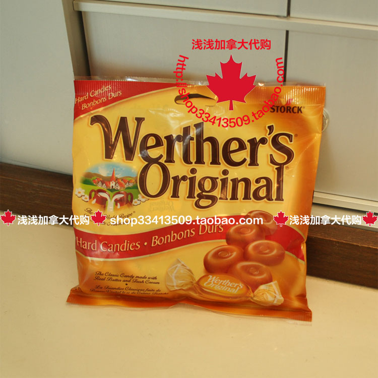 the background of werthers original Werther's original butter hard candies, 34 oz item: 19707 werther's original hard butter candies are the classic candy from the company background community.