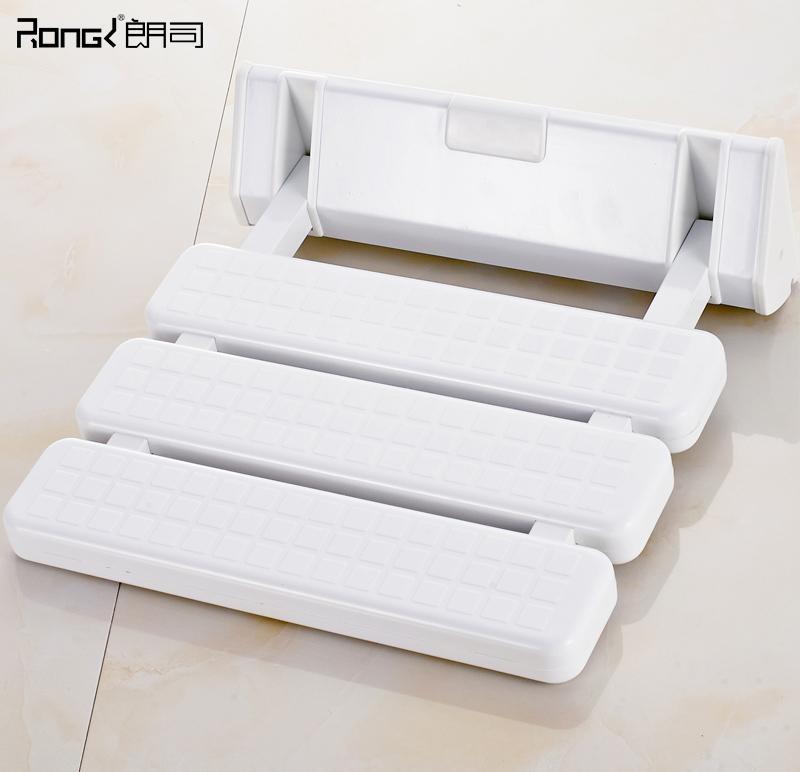 朗司卫浴白色凳子PJ01