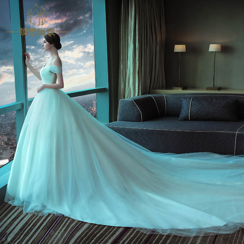 Wedding dress Dumping would like to still clothing qxsy16/h14 2016