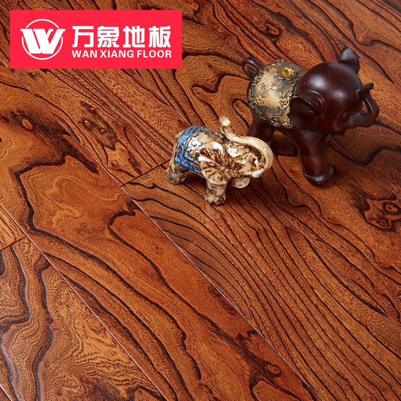 万象实木复合地板DF-013