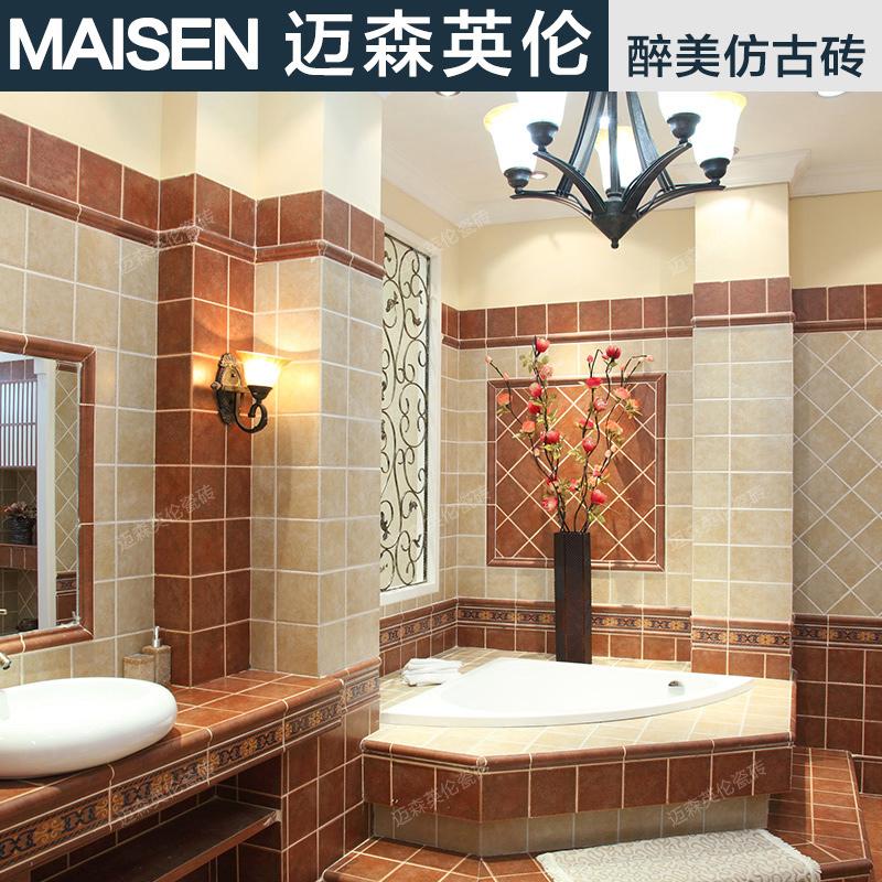 迈森英伦田园瓷砖DA1601-1604
