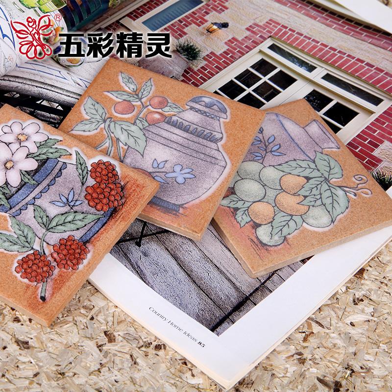 五彩精灵美式乡村腰线瓷砖PA1003HD1