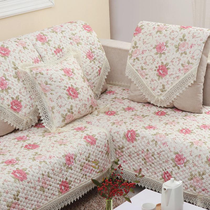 尚罗兰冬季简约沙发垫SLL001