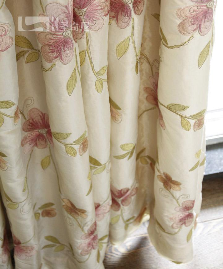 圣奇尼雅典娜系列女孩房窗帘SK8122-1
