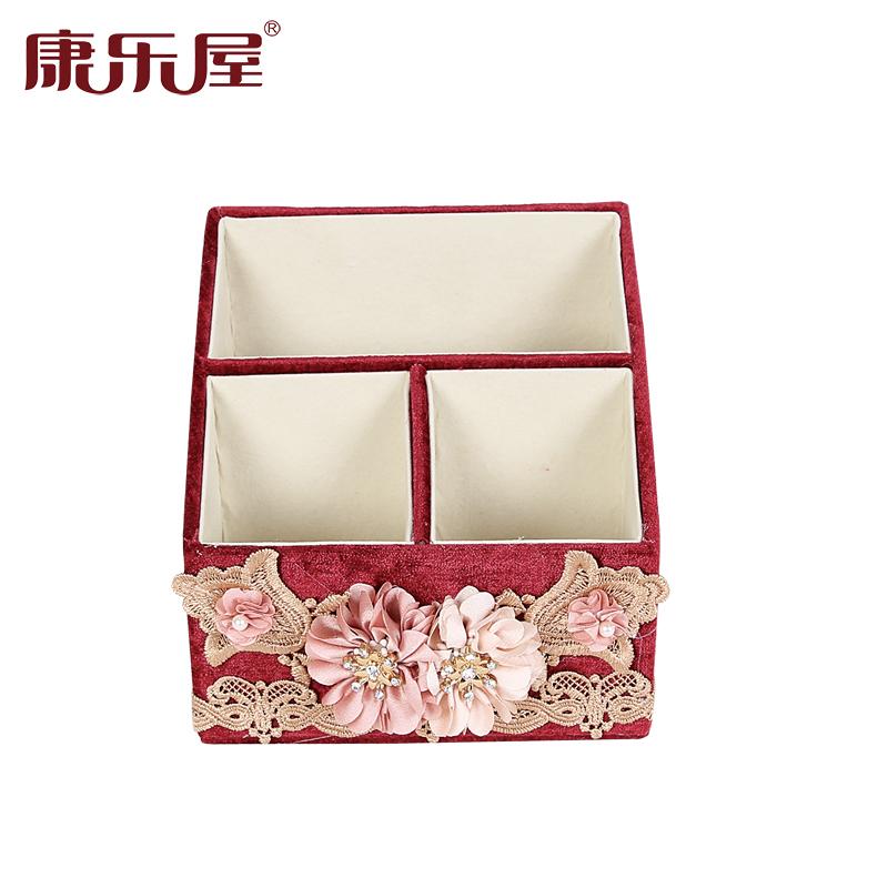 康乐屋化妆品盒卢浮宫丽影多功能盒