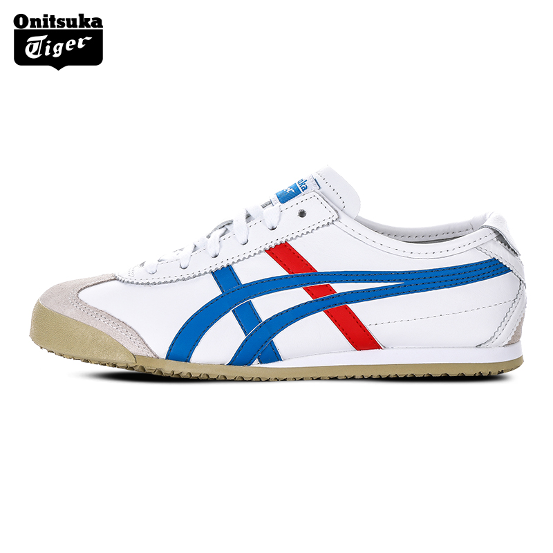 Onitsuka Tiger鬼塚虎 男女运动鞋小白鞋MEXICO 66 DL408
