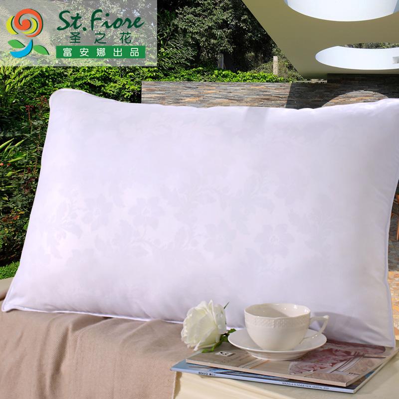 富安娜圣之花枕头枕芯843000087
