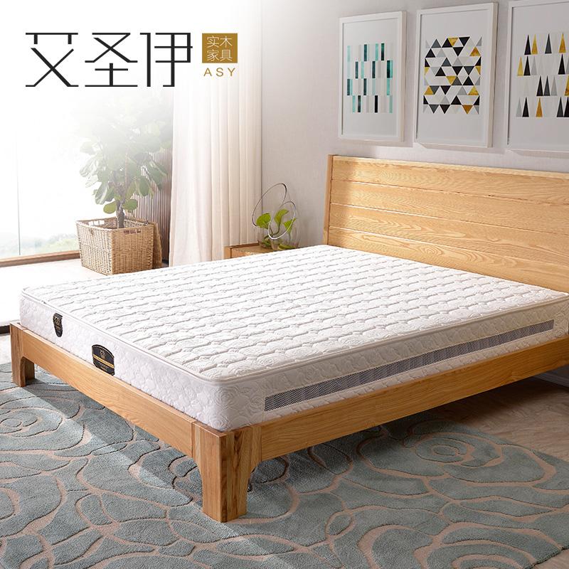 3E环保椰棕床垫独立弹簧环保棕垫1.5米1.8米单双人床垫卧室席梦思