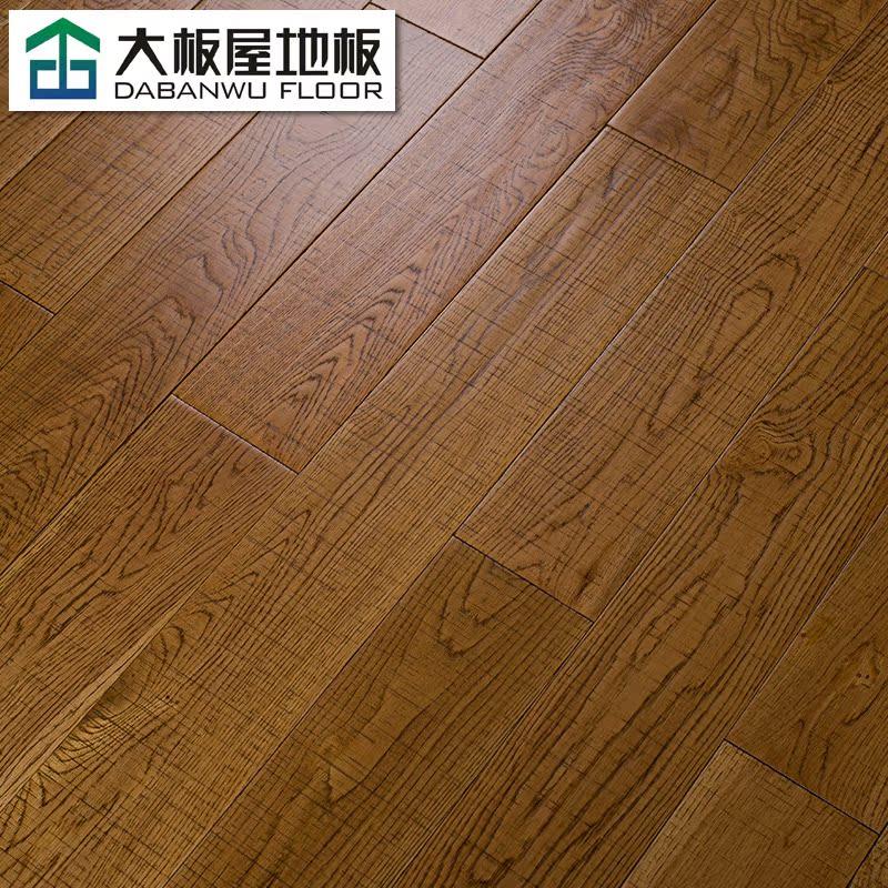 大板屋橡木ML003款实木地板