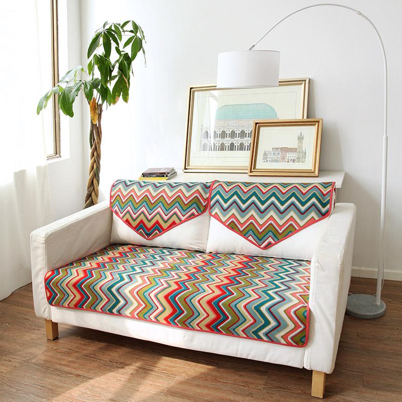 吉屋波普美式沙发垫JW21H0032