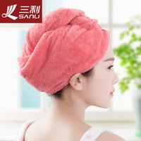 三利新一代干发帽超强吸水干发巾擦头发速干毛巾浴帽包头巾