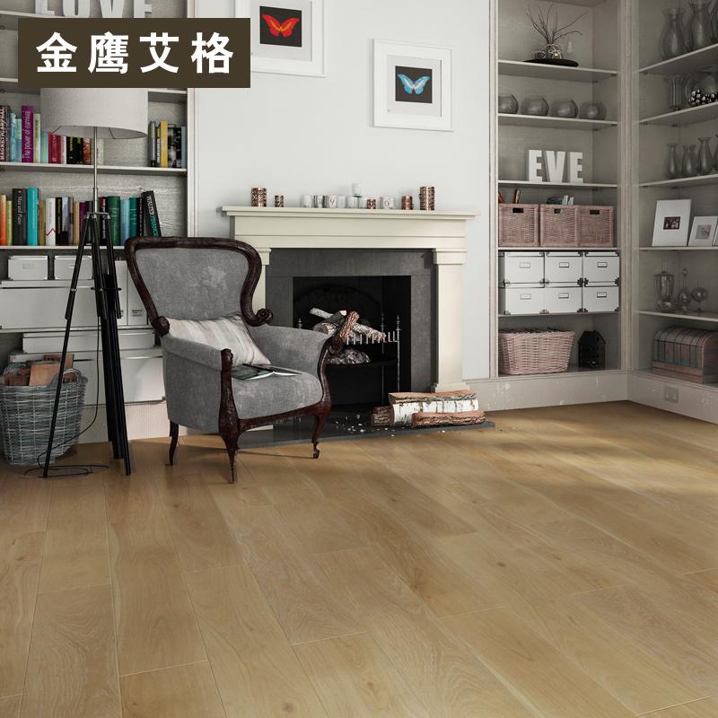 金鹰艾格实木复合地板8820