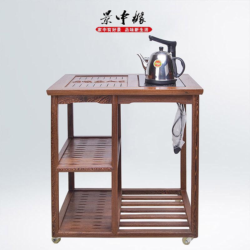 景中橼可移动茶水柜csg