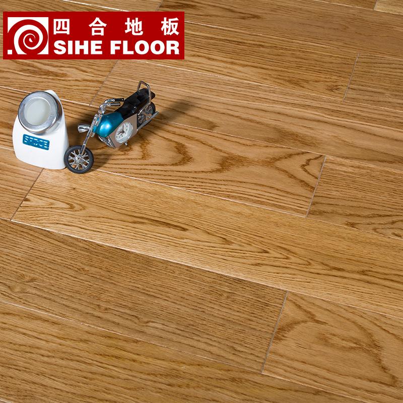 四合实木复合地板10056