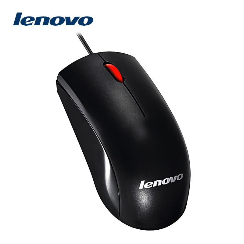 联想鼠标M120电脑有线鼠标笔记本电脑台式机通用游戏商务办公鼠标