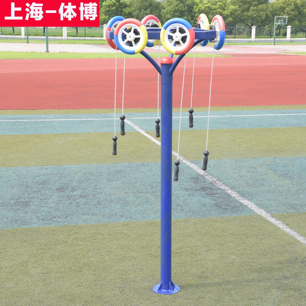 室外健身器材 户外路径双人上肢牵引器公园健身器材小区 路径