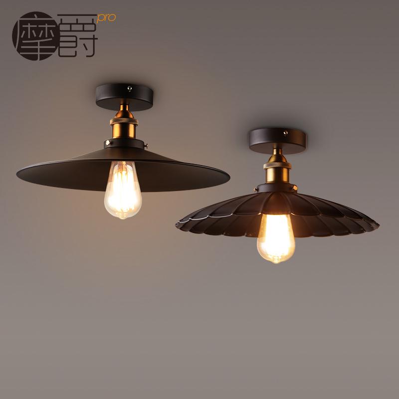 摩爵美式工业吸顶灯MJ X3527-14381