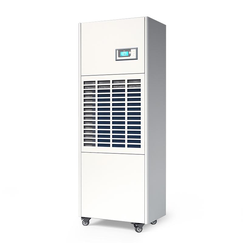 多乐信除湿机工业大功率抽湿器仓库车间地下室吸湿干燥机DP-6.8D