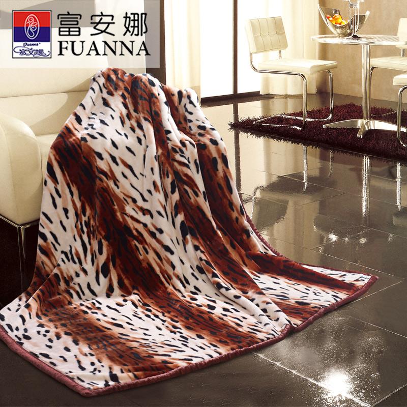 富安娜毛毯双人毯910101013
