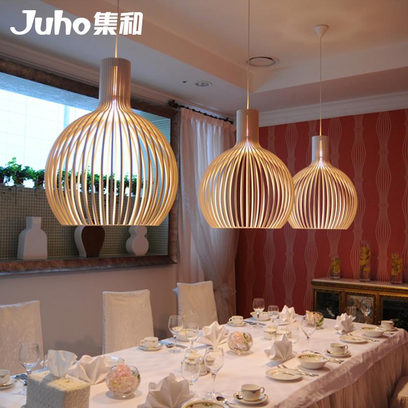 灯饰集和简约现代店面酒吧艺术吊灯