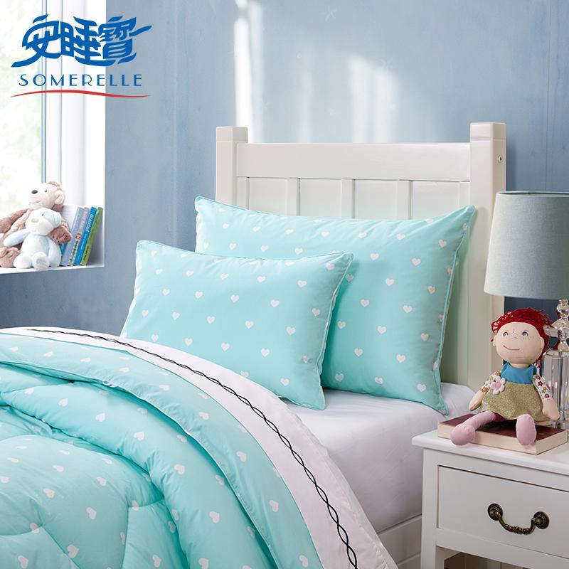 安睡宝儿童枕头枕芯6042