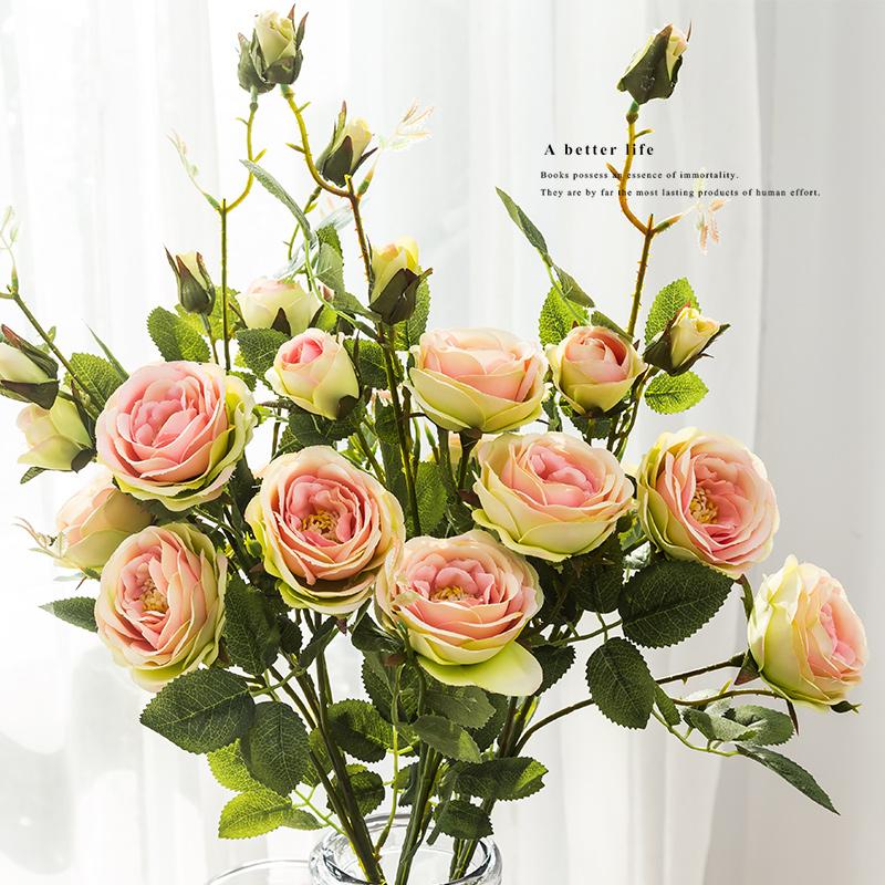 海贝海复古玫瑰45211
