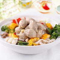 【天猫超市】满199减100海欣香港撒尿肉丸(牛肉风味)500g火锅食材