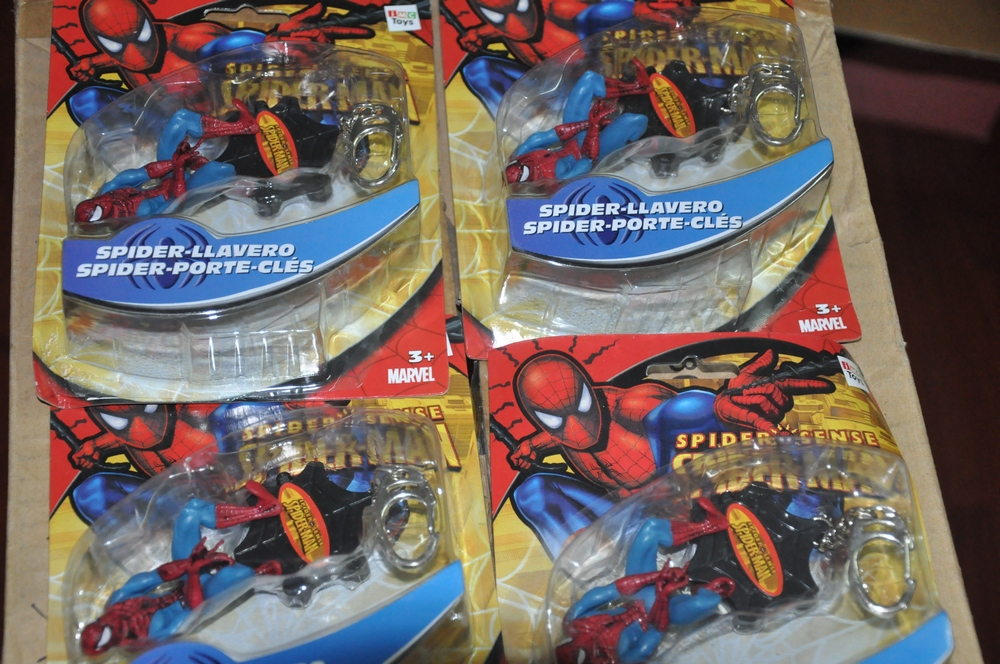 Куклы/ украшения/детали Imc toys  2011 SPIDERMAN 3.75