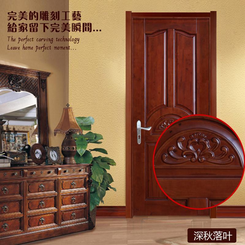 森阁木门烤漆门s008