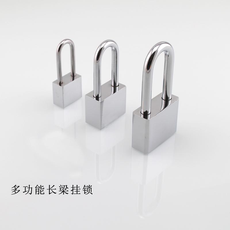 源生不锈钢长梁挂锁防盗窗长梁挂锁