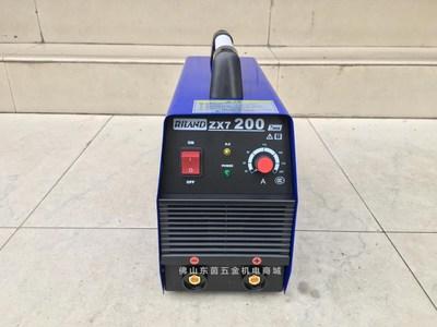 瑞凌zx7-200t便携型逆变直流手提式电焊机220v 3.2焊条长烧 正品
