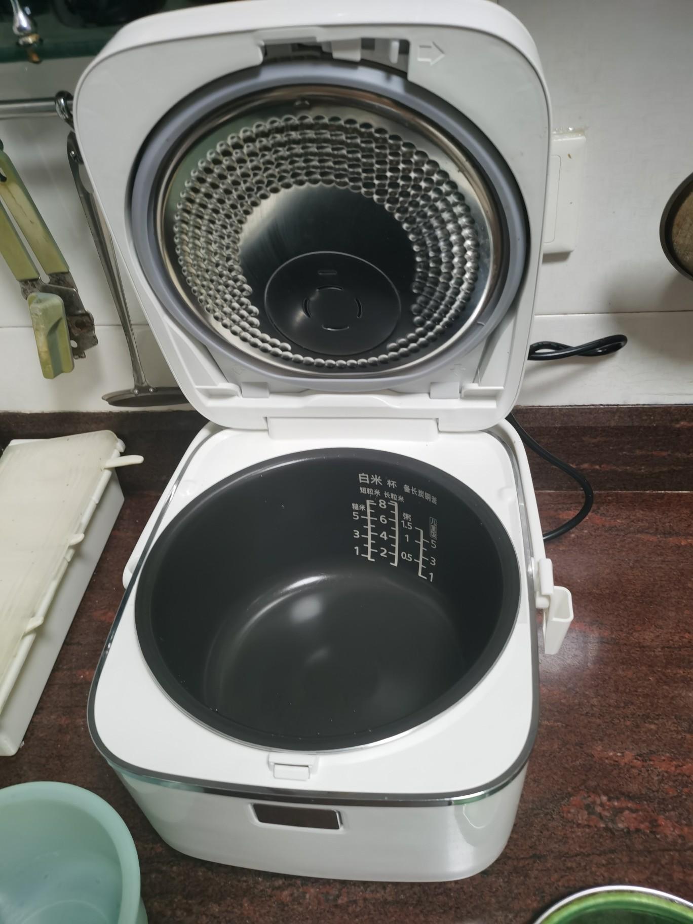 网络上关于松下电饭煲sr-hq153怎么样?