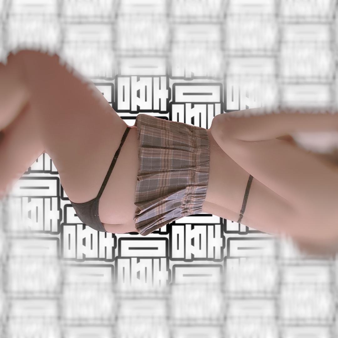 1件包邮超小套装纯黑系带比基尼买家秀图片