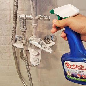 进口浴室水垢清洁剂浴缸清洗玻璃水渍清除剂不锈钢水龙头除垢去污