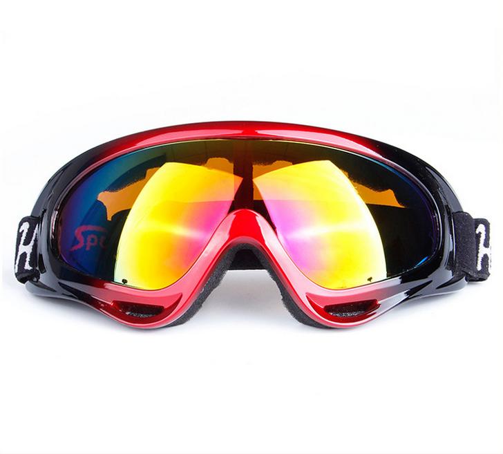 Leasing ski goggles wind mirror glasses anti-wind feature adult children Mohe snow Yabuli winter equipment