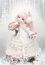 Кукла BJD OTHER Fairyland Littlefee Luna