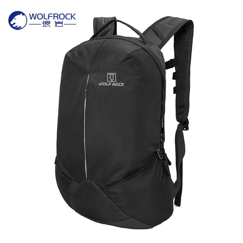 狼岩 旅行包户外双肩包休闲电脑包男女款大容量户外背包