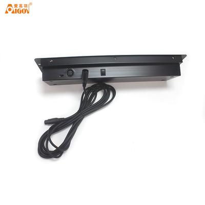 爱高羽 DMX512三芯信号线舞台灯光LED帕灯信号线连接功放卡侬线