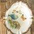 阑珊树-梦鸟寻蝶系列烟灰缸 欧式摆件客厅家居装饰品摆设乔迁礼